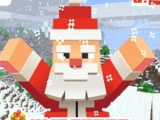 Minecraft Gift Collector