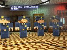 Pixel Police Gun