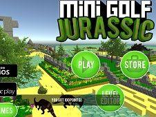 Mini Golf Jurassic