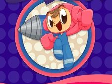 Mini Mr Driller