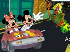 Minnie vs Zombies