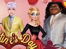 Valentine Day Mix Match Dating
