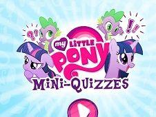 My Little Pony Mini Quizzes