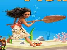 Moana Fishing