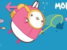 Molang Fishing