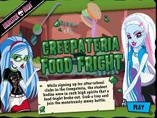 Monster high Food Fight