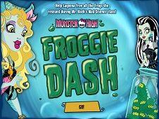 Monster High Froggie Dash