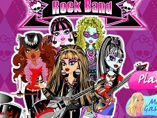 Monster High Rock Band