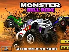 Monster Hill Ride