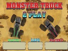 Monster Truck 2 Player
