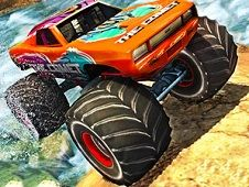 Monster Truck Dirt Rallies