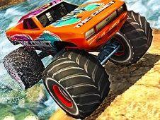 Monster Truck Dirt Rallies