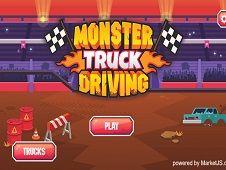 Monster Truck Driving 2