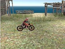 Moto Trial Beach
