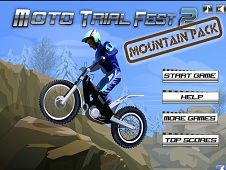 Moto Trial Fest 2 Mountain Pack