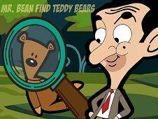 Mr Bean Find Teddy