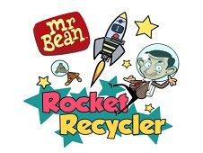Mr Bean Rocket Recycler