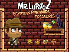 Mr Lupato 2 Egyptian Pyramids Treasures