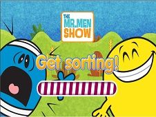 Mr Men Show Get Sorting