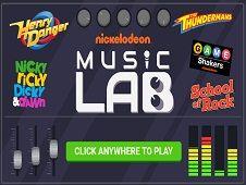 Nickelodeon Music Lab