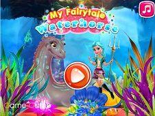 My Fairytale Waterhorse