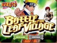 Battle For Leaf Village