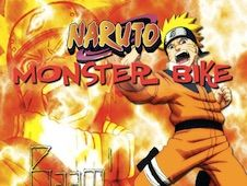 Naruto Monster Bike