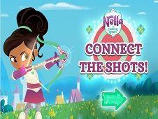 Nella the Princess Knight Connect the Shots