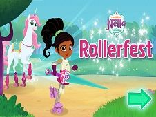 Nella the Princess Knight Rollerfest