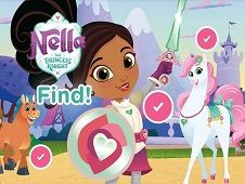Nella the Princess Knight Find