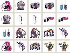 Nerf Blasters Memory
