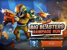 Big Blasters Rampage Run