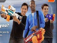 Which Nerf Blasters Character Are You