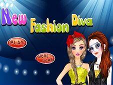 New Fashion Diva