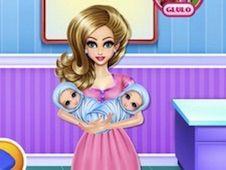New Born Twins