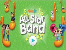 Nick Jr All Star Band