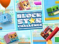 Nick Jr Block Star Challenge