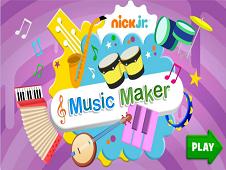 Nick Jr Music Maker