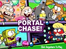 Nickelodeon Portal Chase