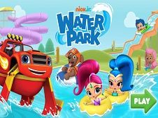 Nick Jr Water Park