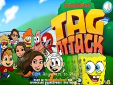 Nickelodeon Tag Attack