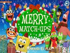 Merry Match Ups Nickelodeon