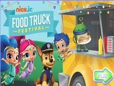 Nick Jr Food Truck Festival