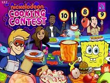 Nickelodeon Cooking Contest