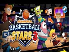 Nickeldeon Basketball Stars 3