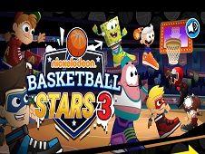 Nickeldeon Basketball Stars 3
