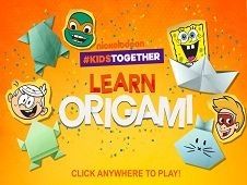 Nickelodeon Kids Together Learn Origami