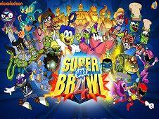 Nickelodeon Super Hero Brawl 4