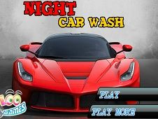 Night Car Wash