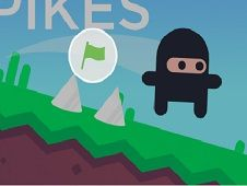 Ninja Training Spikes